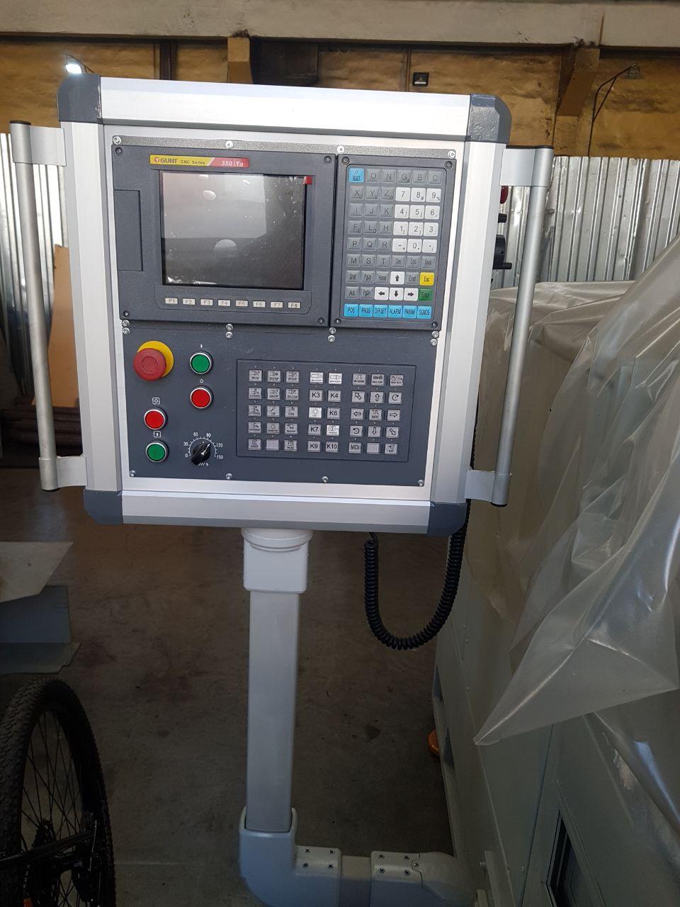 Токарно-винторезный полуавтомат СТП-220АПМ