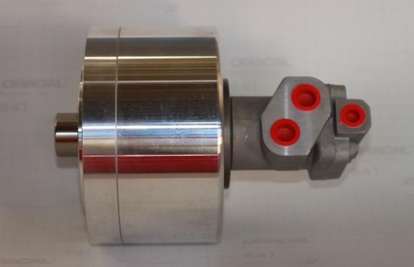 Гидрозажим RH-125