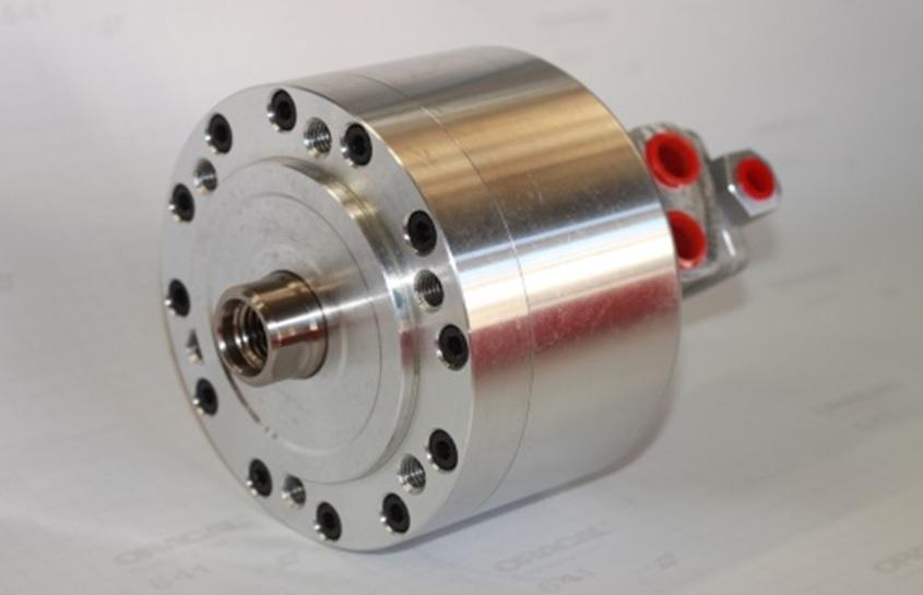 Гидрозажим SY-125